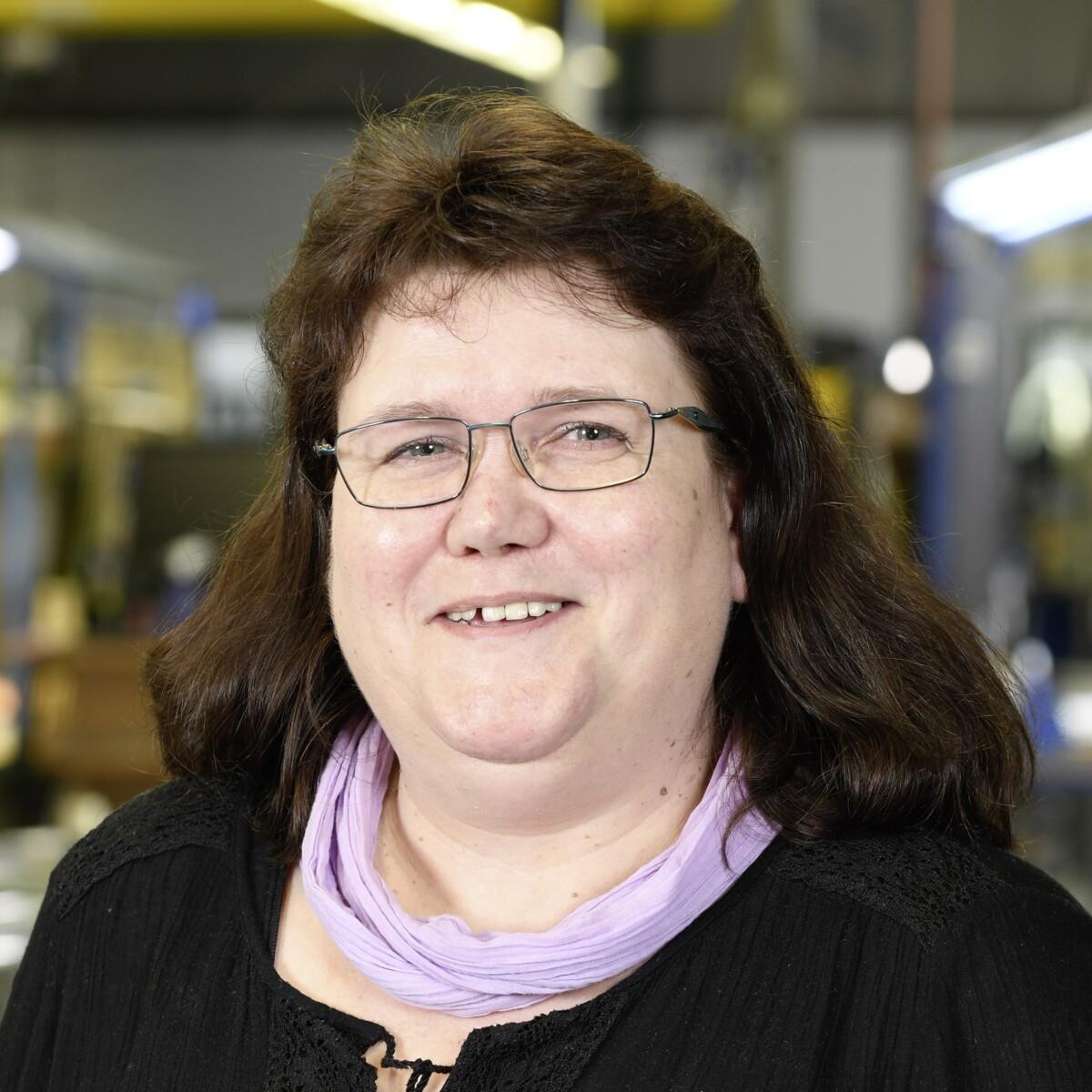 Petra Gunkel - Buying Department - Sollingglas GmbH