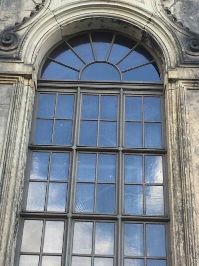 Hofkirche Dresden Musterfenster