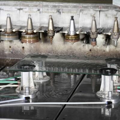 Technisches Glas von Sollingglas