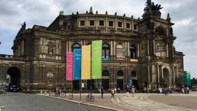 Sollingglas erneuert Fenster der Semper Oper