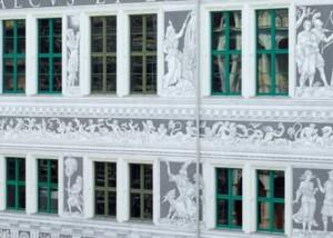 Fenstersanierung Schloss Dresden