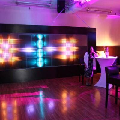 vetroLoom – Raumgestaltung mit Licht und Glas